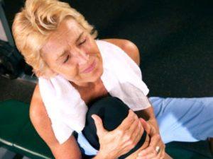Для деформирующего артроза коленного сустава характерно постепенное развитие