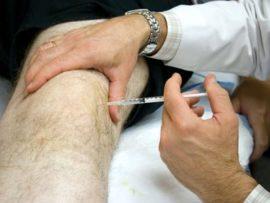 Методики лечения бурсита коленного сустава