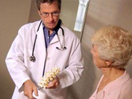 Советы по лечение остеопороза позвоночника