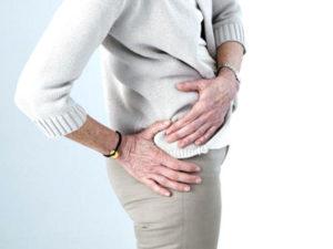 Клинические проявления заболевания при бурсите тазобедренного сустава