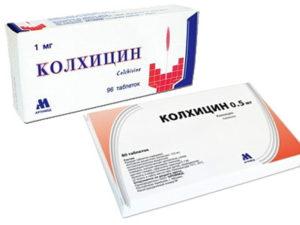 Советы по применению Колхицина при подагре