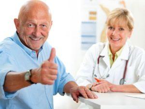 75% пациентов довольны результатами операции лечения бурсита большого пальца стопы