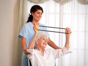 Динамические движения для кистей и плеч при ревматоидном артрите