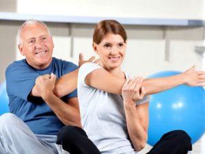 ЛФК при ревматоидном артрите оказывает целительное воздействие