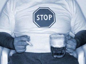 Отказ от сигарет и алкоголя поможет справиться с остеопорозом костей