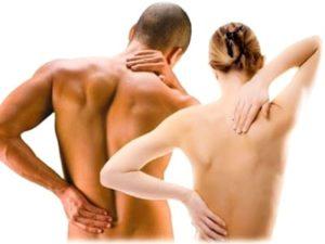 Как определить грыжу в разных отделах спины