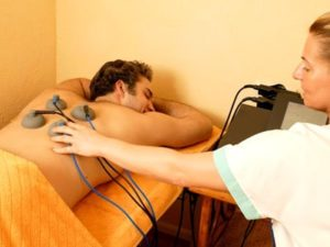 Какие бывают физиопроцедуры при остеохондрозе