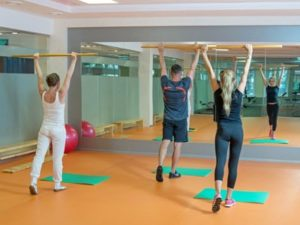 Лечебная гимнастика это часть физиотерапевтических процедур