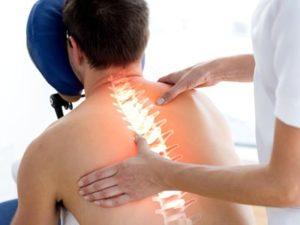 Лечение остеохондроз грудного отдела