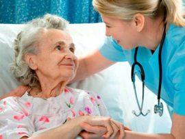 Люди пожилого возраста страдают от диффузного остеопороза