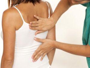 Методы лечения грудного остеохондроза при кашле