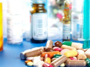 Прием медикаментов при лечении остеохондроза
