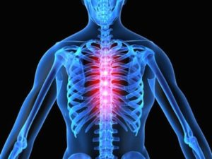 Признаки остеохондроза грудного отдела