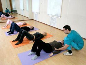 Советы по лечебной гимнастике при остеохондроз