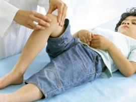 Как диагностировать артрит коленного сустава у детей
