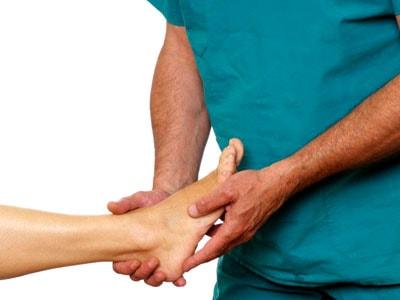 Артрит как лечить голеностопного сустава