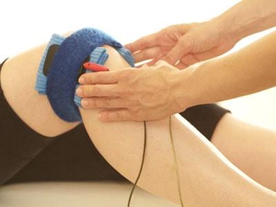 Физиотерапия для коленного сустава магнитом сужение суставной щели стопы лечение