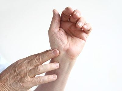 Гимнастика при остеоартрозе лучезапястного сустава краниальный подвывих с блоком в суставе крувелье