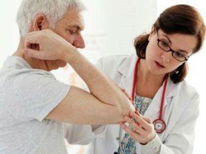 Советы о том какому врачу идти при бурсите