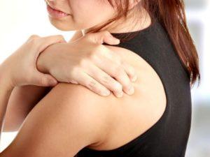 Симптомы подлопаточного бурсита