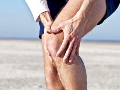 Анзериновый бурсит коленного сустава: симптомы, лечение...