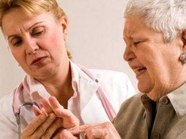 Советы о том что такое бурсит пальцев рук