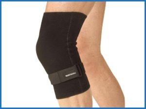 Советы о том как применять давящую повязку при остром бурсите колена