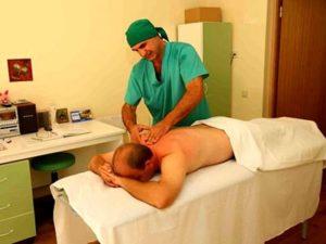 Советы по лечению грыже позвоночника массажем