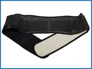 Советы по лечению турмалиновый поясом при грыжи позвоночника