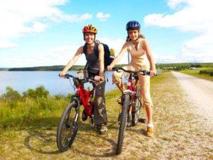 Советы по использованию велосипеда при грыже