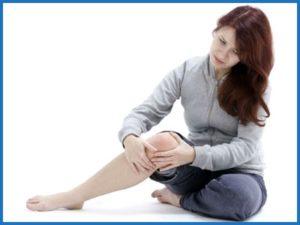 Боль в колене при остеоартрозе