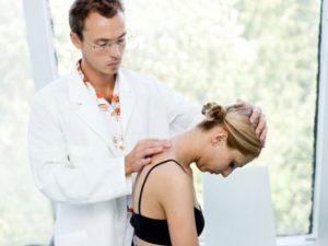 Диагностика шейного остеоартроза