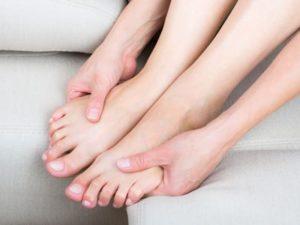 Остеоартроз плюснефалангового сустава пальца стопы