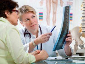 Диагностика артрита позвоночника