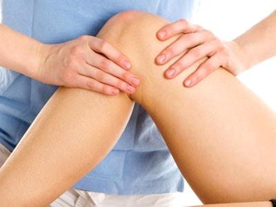 Массаж коленного сустава при артрите