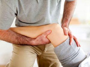 Советы по массажу при артрите коленного сустава