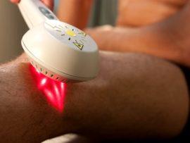 Лазерная терапии при артрозе