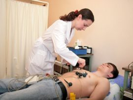 Кому нужна электрокардиограмма сердца?